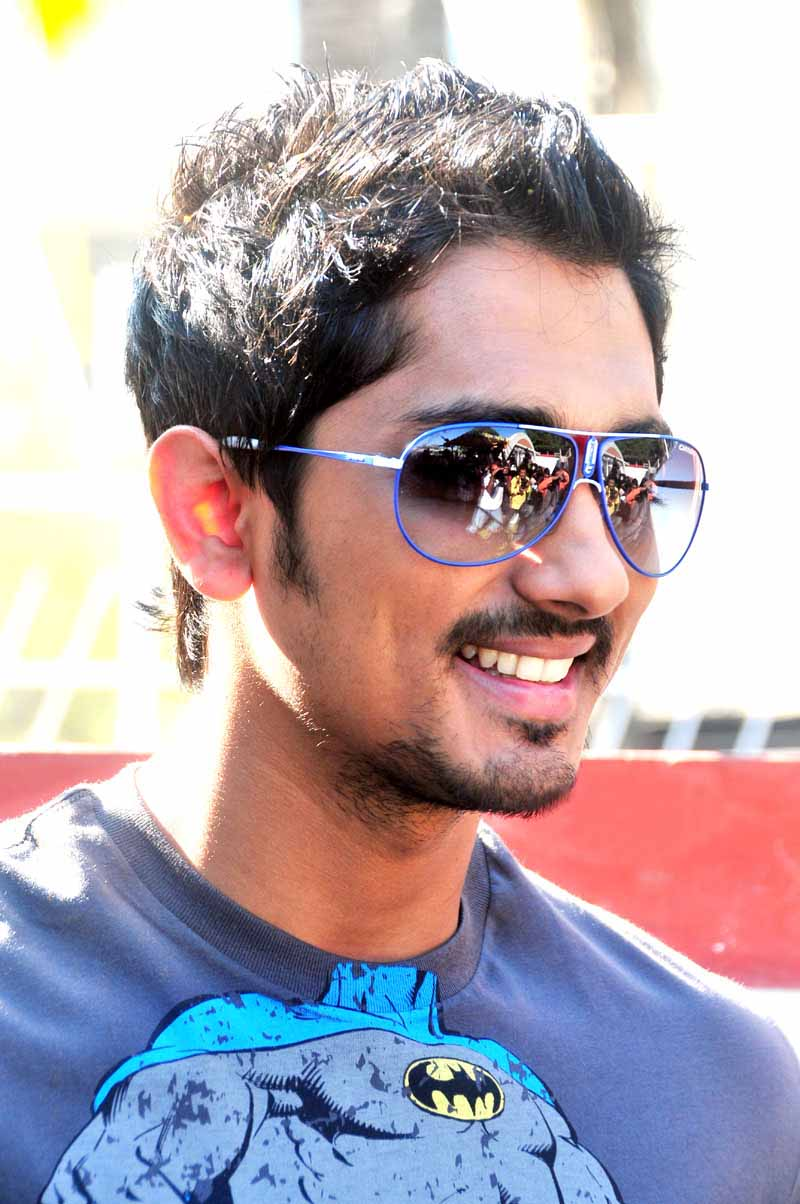 Actor Siddharth Kids